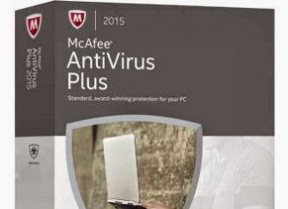 McAfee Antivirus Total Protection (2019) for Windows