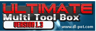 Ultimate Multi Tool QCfire v5.2 Free Download